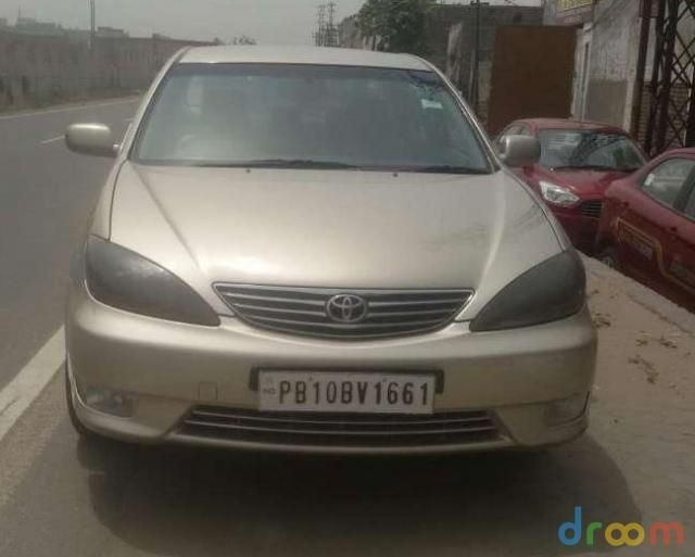 Toyota Camry 2.5 AT 2006