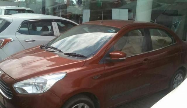 Ford Figo Aspire Titanium Plus 1.2 Ti-VCT 2015