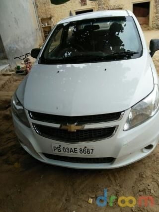 Chevrolet Sail 1.3 LS 2013