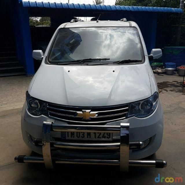 Chevrolet Enjoy LTZ 2014