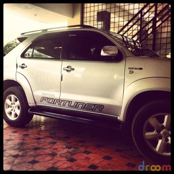 Toyota Fortuner 3.0 LIMITED EDITION 2010
