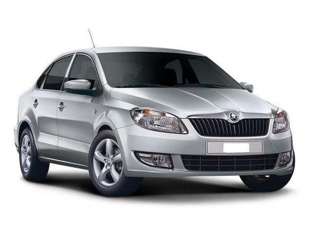 Skoda Rapid 1.6 MPI STYLE AT 2017