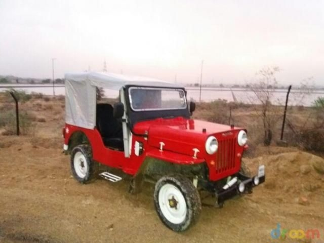 Mahindra Jeep CJ 340 1986