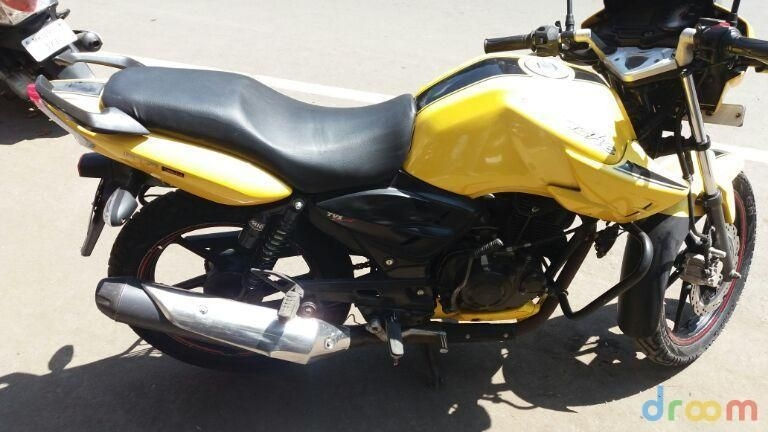 Tvs Apache Bike for Sale in Pune- (Id: 1415443906) - Droom