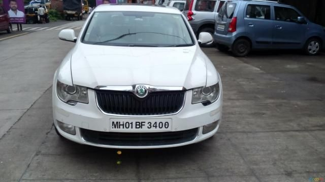 SKODA SUPERB Elegance 1.8 TSI MT 2012