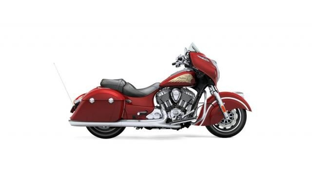Indian Chieftain 1810cc 2019