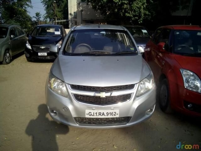 Chevrolet Sail Hatchback 1.2 LS ABS 2013