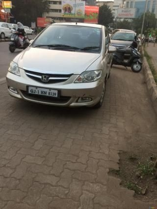 Honda City 1.5 V AT 2008