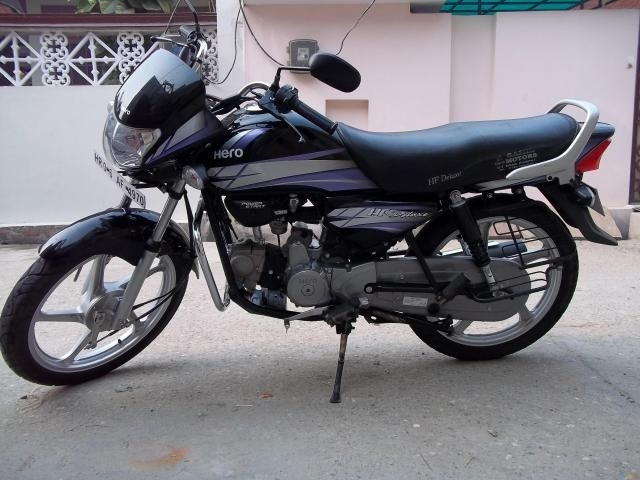 1 Used Hero Hf Deluxe In Panipat Second Hand Hf Deluxe Motorcycle Bikes For Sale Droom
