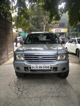 Ford Endeavour 2.5L 4x2 2005