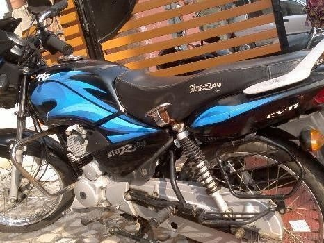 TVS Star City 110cc 2009