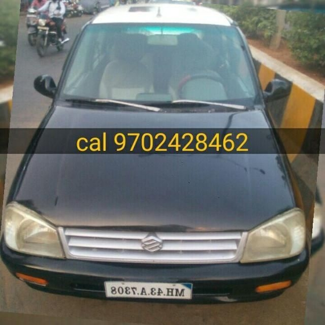 26 Used Maruti Suzuki Zen In Mumbai Second Hand Zen Cars For Sale