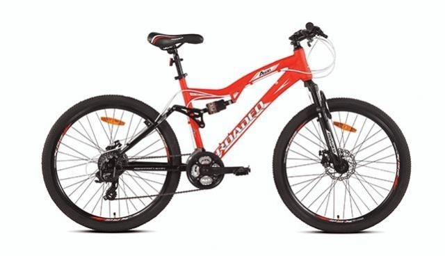 Hercules Roadeo A500-Matte Edition 26 Inches 2019