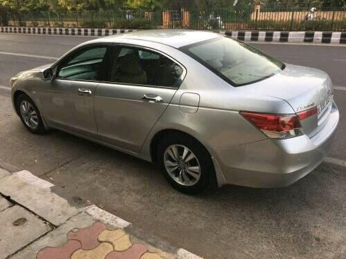 Honda Accord 2.4 VTi-L MT 2009
