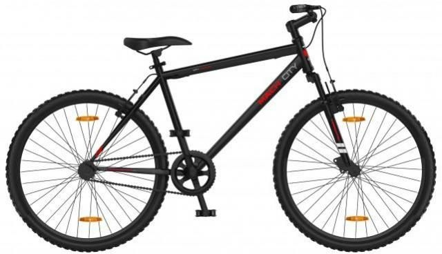 Mach City iBike HT 26 inches 2019
