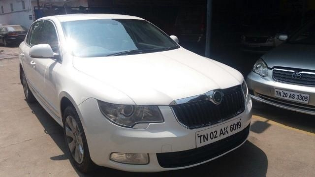Skoda Superb 1.8 TFSI MT 2009