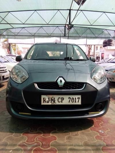 Renault Pulse RXL DCi 2012
