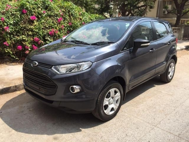 Ford EcoSport Ambiente 1.5L Ti-VCT 2015