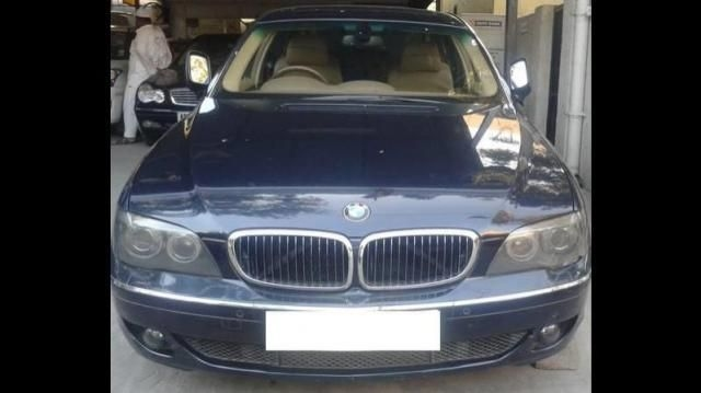 BMW 7 Series 730 LD 2006