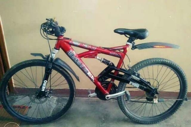 2e66614d215 Hero Octane Bicycle for Sale in Haridwar- (Id: 1415650314) - Droom