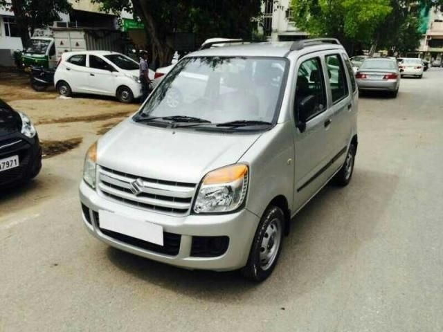 Maruti Suzuki Wagon R LXi Minor 2008