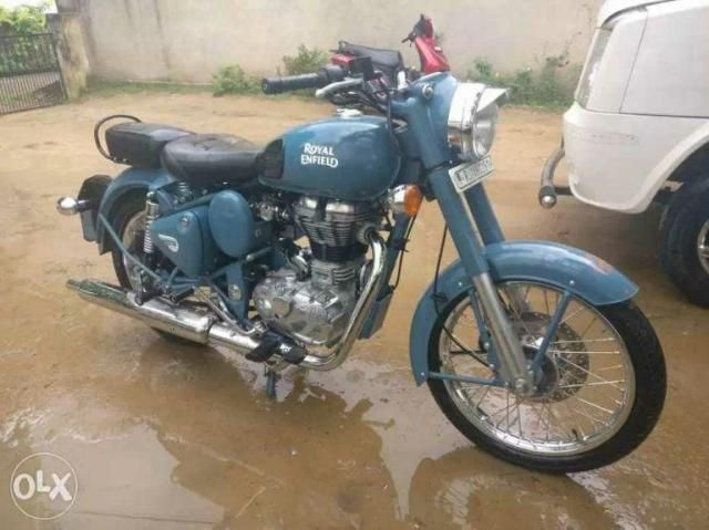 8 Used Royal Enfield Motorcycle/bike 2016 model in Jaipur