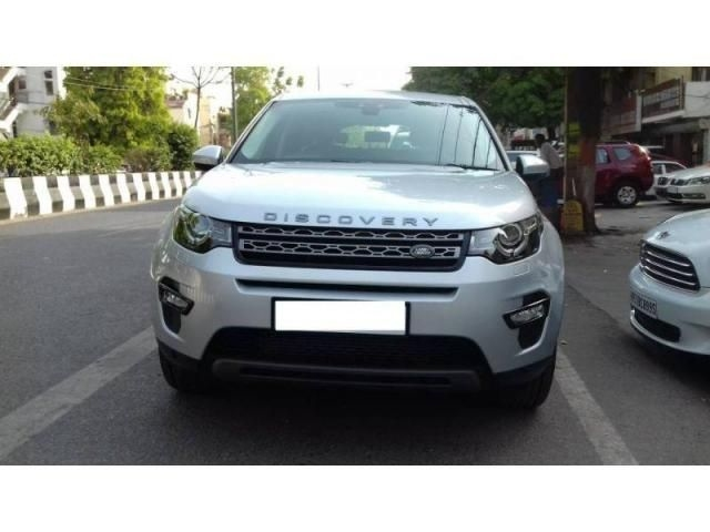 Land Rover Discovery Sport SE 7-Seater 2015