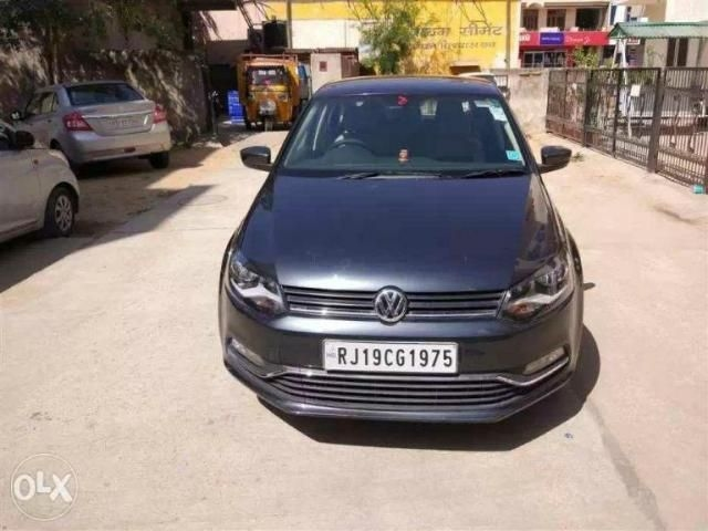 Volkswagen Polo 1.5 TDI Highline 2015