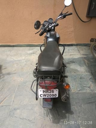 Bajaj CT 100 Spoke 2016