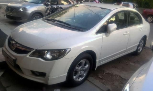 Honda Civic 1.8 MT 2012