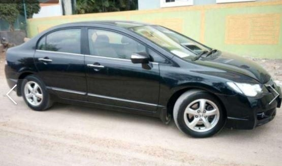 Honda Civic 1.8V MT 2010