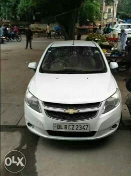 Chevrolet Sail 1.3 BASE 2013