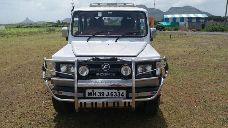 Force Cruiser Car for Sale in Dhule- (Id: 1415784546) - Droom
