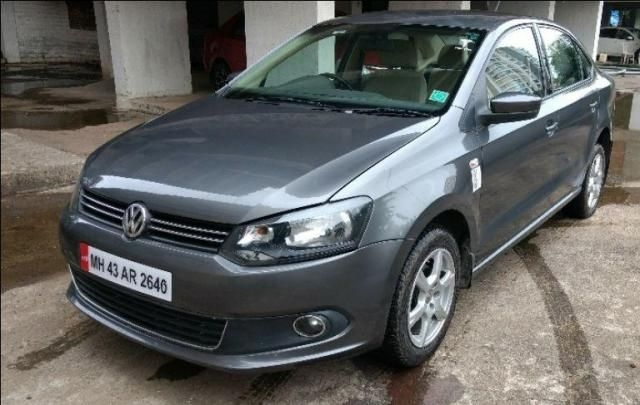 Volkswagen Vento 1.6 MPI  Highline Plus 2014
