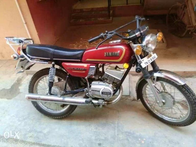 Yamaha Rx135 Bike for Sale in Chennai- (Id: 1415790721) - Droom
