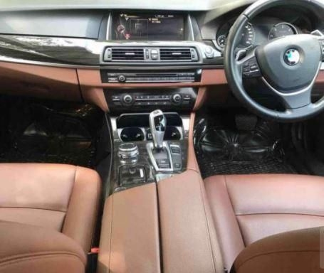 BMW 5 Series 520d Luxury Line 2017