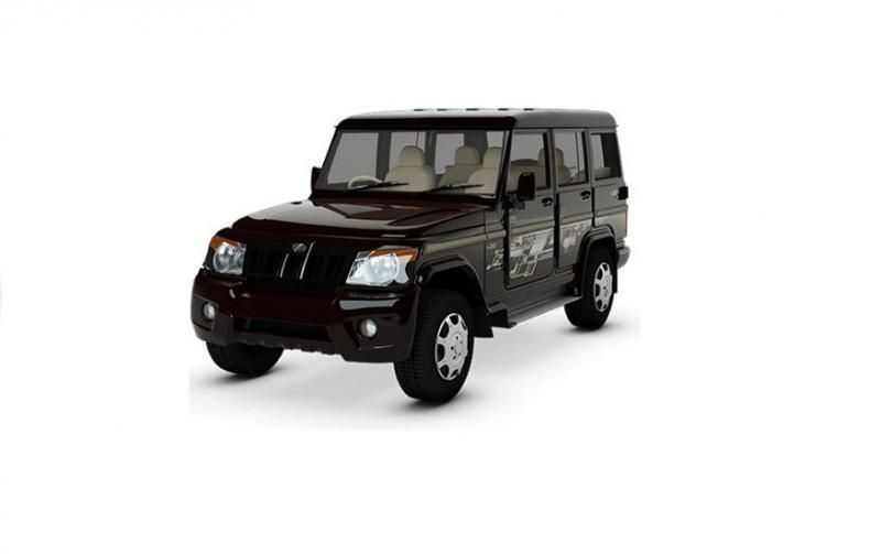 Mahindra Bolero Power Plus SLX 2019