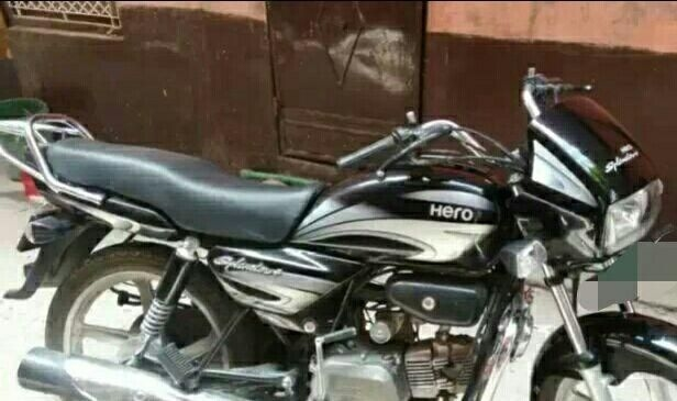 Hero Splendor Plus 100cc 2014