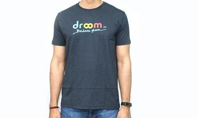 Droom Bindaas Ghoom T-shirt – Size – XL