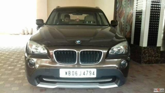 BMW X1 SDrive18i 2012