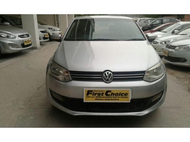 Volkswagen Polo Highline 1.6L (P) 2011