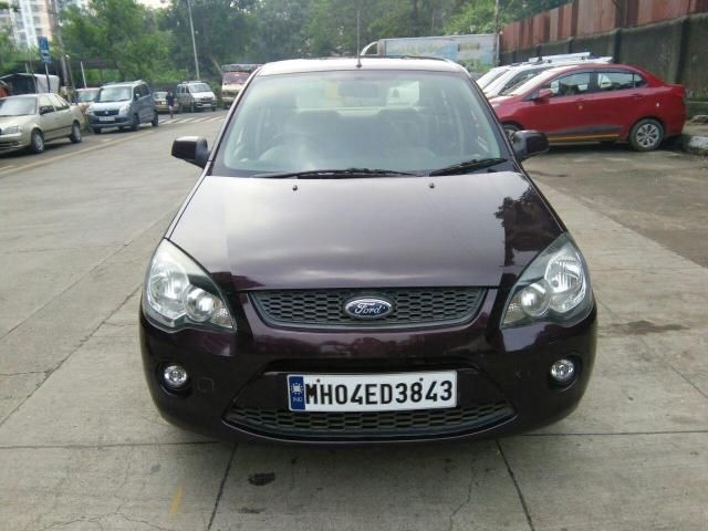 Ford Fiesta EXI 1.6 DURATEC LTD 2009