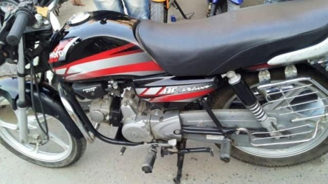Hero CD Deluxe 100cc 2013