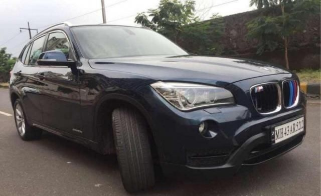 BMW X1 SDRIVE 20D H 2014