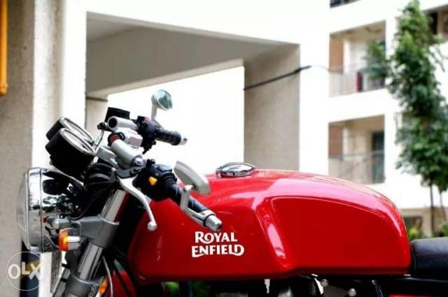 Royal Enfield Continental GT 535cc 2017