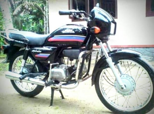 Hero Splendor 100cc 1994
