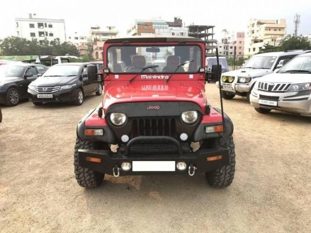 Mahindra Jeep MM 540 2005