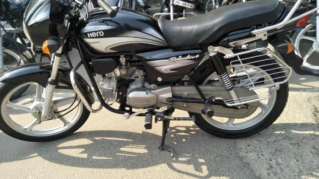 53 Used Hero Splendor Plus Bike 2013 Model For Sale Droom
