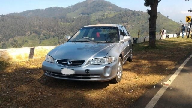 Honda Accord 3.5 V6 2002
