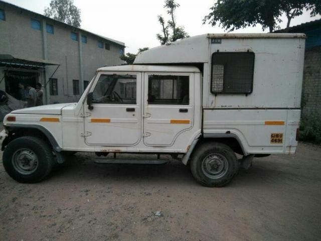 Mahindra Bolero 2 WD AT 2005